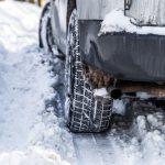 Οδηγώντας τον χειμώνα